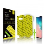 "Bestsuit Curved TPU Hydrogel Full Cover Screen Protector for Samsung Galaxy S10 (6.1"") + Garansi Free Replacement"