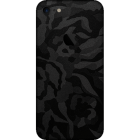 Exacoat iPhone 7 Skin / Garskin Black Camo