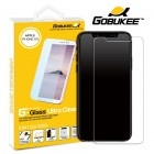 Gobukee Dual Force iPhone XR Tempered Glass Screen Protector