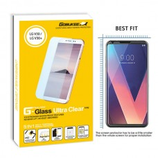 Jual Gobukee Dual Force LG V30 Tempered Glass Screen Protector Indonesia Original Harga Murah