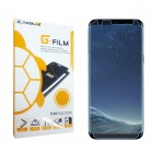 """Gobukee Curved TPU Full Cover Screen Protector for Samsung Galaxy S8 (5.8"""") + Garansi Free Replacement"""