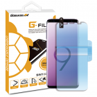 """Gobukee Curved TPU Full Cover Screen Protector for Samsung Galaxy S9 (5.8"""") + Garansi Free Replacement"""