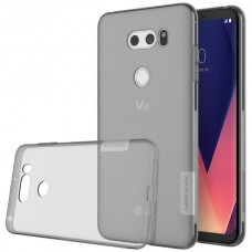 Jual Nillkin Nature TPU Soft Case LG V30 Grey Indonesia Original Harga Murah