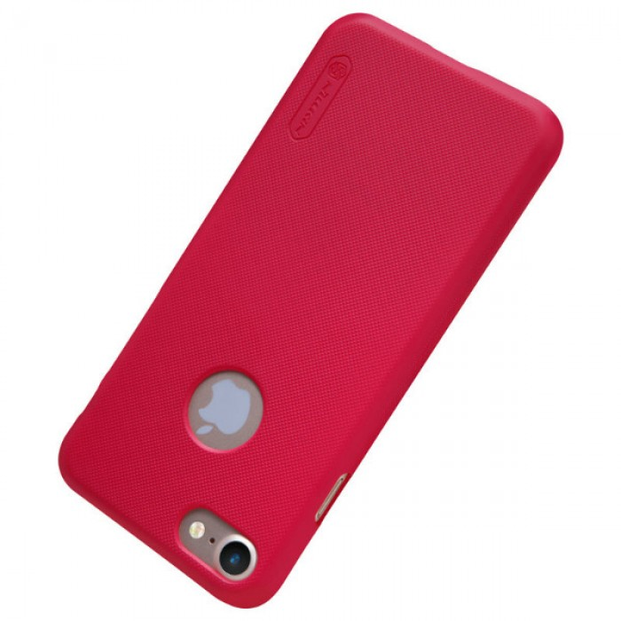 Jual Nillkin Frosted Hard Case Iphone 7 Red Indonesia Original Harga