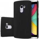 Nillkin Frosted Hard Case Lenovo Vibe K4 Note Black