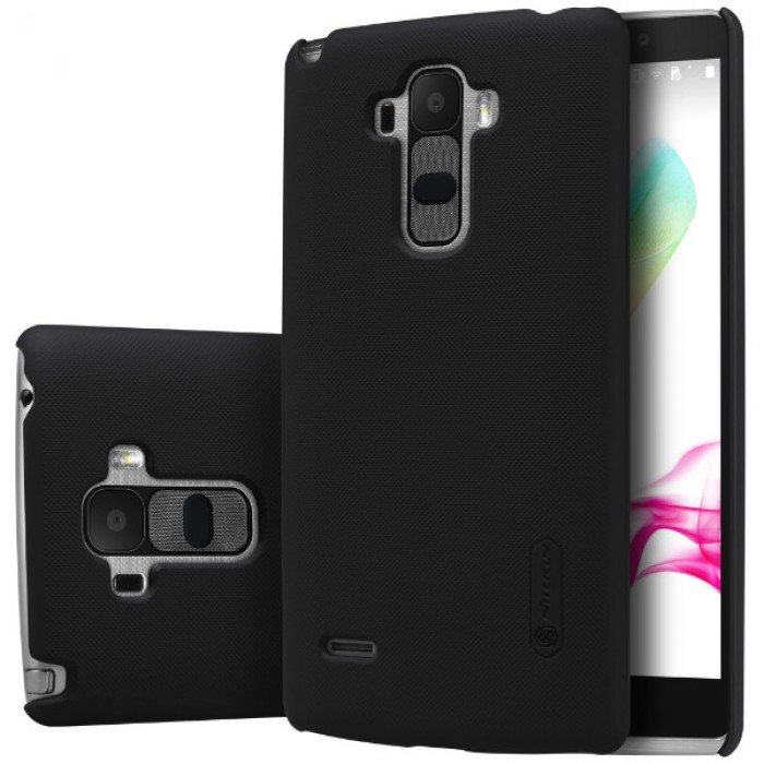 Jual Nillkin Frosted Hard Case LG G4 Stylus Black