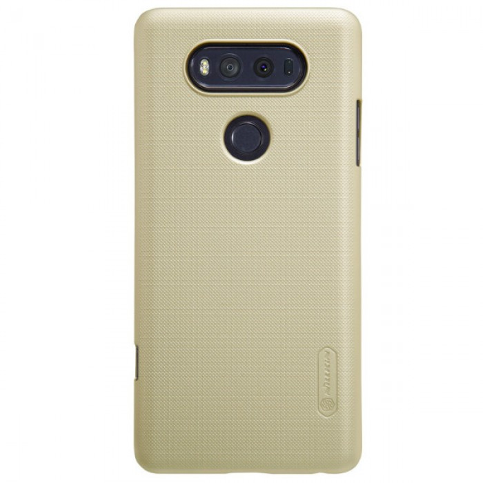 Jual Nillkin Frosted Hard Case LG V20 Gold