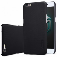 Jual Nillkin Frosted Hard Case Oppo F3 Plus / R9s Plus Black Indonesia Original Harga Murah