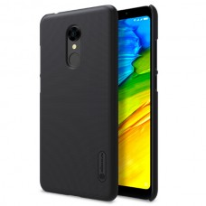 Jual Nillkin Frosted Hard Case Xiaomi Redmi 5 Black Indonesia Original Harga Murah