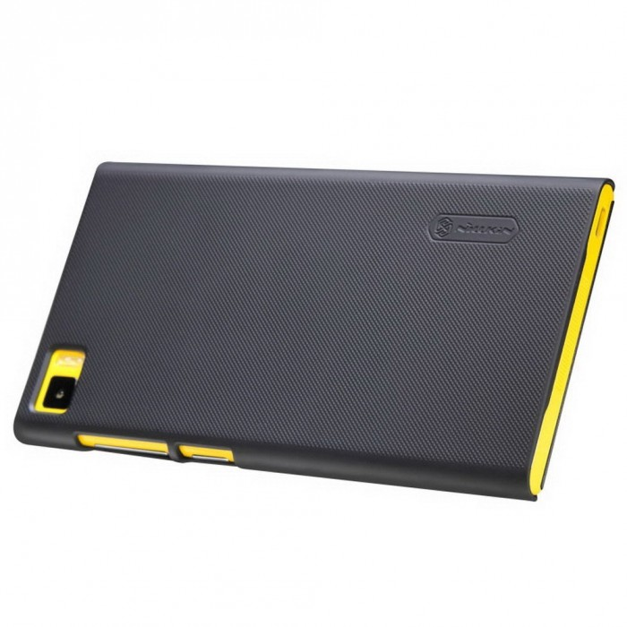 jual nillkin frosted hard case xiaomi mi3 black indonesia