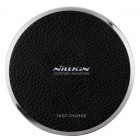 Nillkin Qi Wireless Charger Magic Disk III (Fast Charge Edition) Leather Black