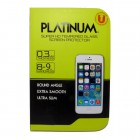 Platinum Samsung Galaxy S4 Mini Tempered Glass Screen Protector