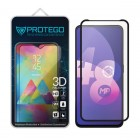 Protego 3D Oppo F11 Pro Full Cover Tempered Glass Screen Protector - Black
