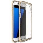 Rearth Samsung Galaxy S7 edge Case Ringke Frame - Royal Gold