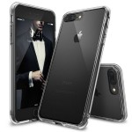 Rearth iPhone 7 Plus Case Ringke Fusion - Crystal View