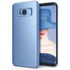 "Rearth Samsung Galaxy S8+ / S8 Plus (6.2"") Case Ringke Slim - Blue Pearl"