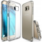Rearth Samsung Galaxy S7 edge Case Ringke Fusion - Crystal View