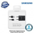 Samsung Original Adaptive Fast Charger USB-C (Retail Package) - Black