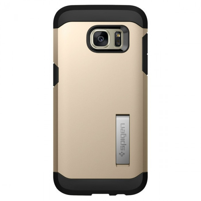 Jual Spigen Samsung Galaxy S7 Edge Case Tough Armor