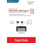 Sandisk Ultra Dual OTG USB 3.1 Flash Drive USB Type C (150MB/s) 32GB