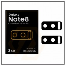 Jual Exacoat Galaxy Note8 / Note 8 Camera Protector Matte Black (2pcs) Indonesia Original Harga Murah