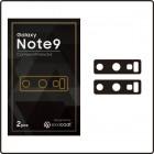 Exacoat Samsung Galaxy Note9 / Note 9 Camera Protector Matte Black (2pcs)