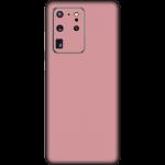 "Skin / Garskin Samsung Galaxy S20 Ultra (6.9"") Exacoat - Blush Pink"