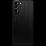 "Skin Exacoat Samsung Galaxy S21+ / S21 Plus (6.7"") Garskin - Titanium Black (360 - Full Cover)"
