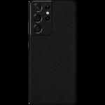 "Skin Exacoat Samsung Galaxy S21+ / S21 Plus (6.7"") Garskin - Matte Black (Cut - Back Protector)"