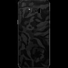 "Exacoat Samsung Galaxy S8+ / S8 Plus (6.2"") Skin / Garskin Black Camo"