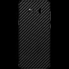 "Exacoat Samsung Galaxy S8 (5.8"") Skin / Garskin Carbon Fiber Black"