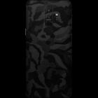 "Exacoat Samsung Galaxy S9+ / S9 Plus (6.2"") Skin / Garskin Black Camo"