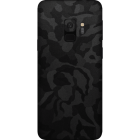 "Exacoat Samsung Galaxy S9 (5.8"") Skin / Garskin Black Camo"