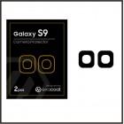 "Exacoat Samsung Galaxy S9 (5.8"") Camera Protector Matte Black (2pcs)"
