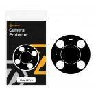 Camera Protector Huawei Mate 40 Pro Exacoat - Matte Black