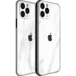 "Skin / Garskin iPhone 11 Pro (5.8"") Exacoat - Marble White"