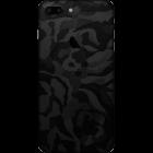 Exacoat iPhone 7 Plus Skin / Garskin Black Camo