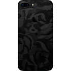 Exacoat iPhone 8 Plus Skin / Garskin Black Camo
