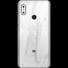 Exacoat Xiaomi Redmi Note 5 / Note 5 Pro Skin / Garskin Marble White