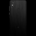 Exacoat Xiaomi Redmi Note 5 / Note 5 Pro Skin / Garskin Titanium Black