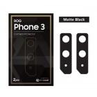 Camera Protector Asus ROG Phone 3 Exacoat - Matte Black (2pcs)
