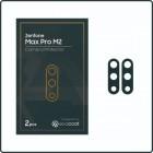 Exacoat Asus Zenfone Max Pro (M2) Camera Protector Matte Black (2pcs)