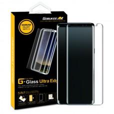 Jual Gobukee Dual Force Galaxy Note8 / Note 8 FULL GLUE Tempered Glass Screen Protector + GARANSI Indonesia Original Harga Murah