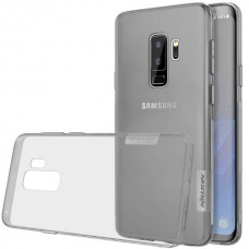 "Jual Nillkin Nature TPU Soft Case Samsung Galaxy S9+ / S9 Plus (6.2"") Grey Indonesia Original Harga Murah"