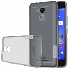 "Jual Nillkin Nature TPU Soft Case Asus Zenfone 3 Max (5.2"") Grey Indonesia Original Harga Murah"