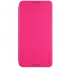 Jual Nillkin Sparkle Flip Case Cover HTC Desire 816 Rose Red Indonesia Original Harga Murah