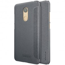 Jual Nillkin Sparkle Flip Case Cover Xiaomi Redmi 5 Plus Black Indonesia Original Harga Murah