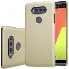 Nillkin Frosted Hard Case LG V20 Gold