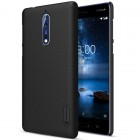 Nillkin Frosted Hard Case Nokia 8 Black