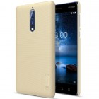 Nillkin Frosted Hard Case Nokia 8 Gold